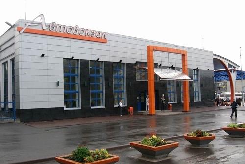 Автовокзал в Кемерово