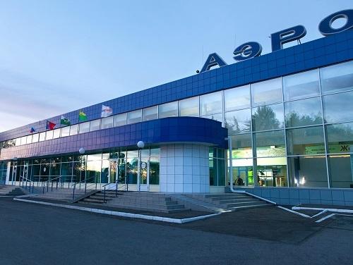 Аэропорт в Новокузнецке