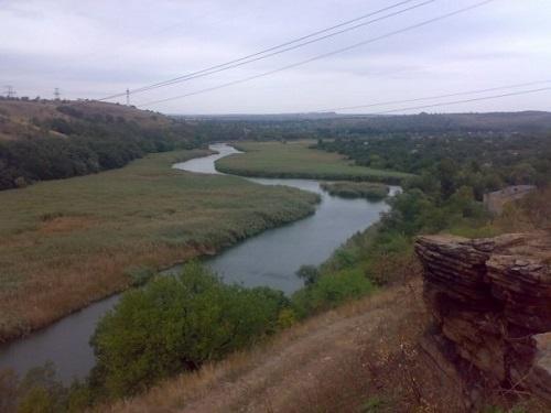 Зуевка - Харцызский район