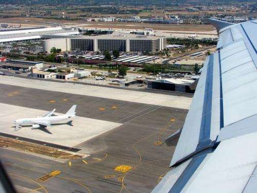 Аэропорт в Пальме де Майорке