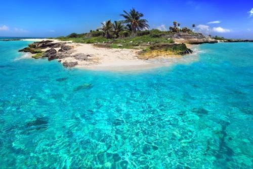 Курорт на острове