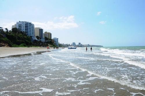 Эквадорский пляж