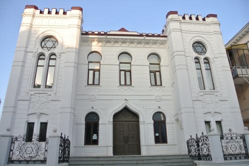 Синагога в Батуми