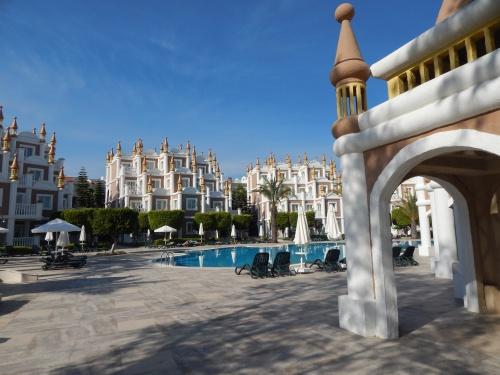 Отель в Манавгате