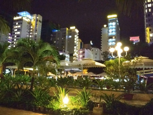 Ночной Вьетнам