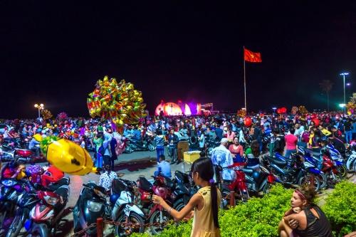 Вьетнамский Новый год в Нячанге