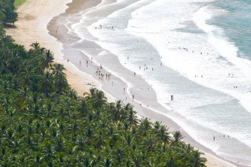 Пляж Нагтабон в Филиппинах