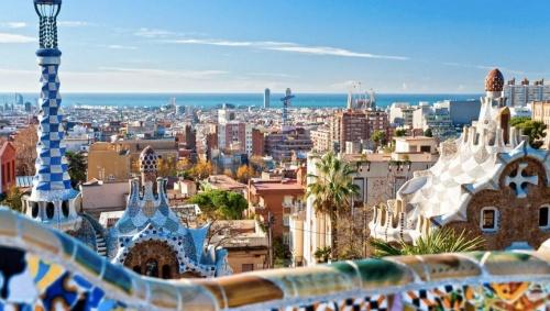 Город Барселона