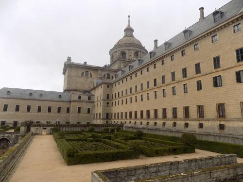 Монастырь Эскориал