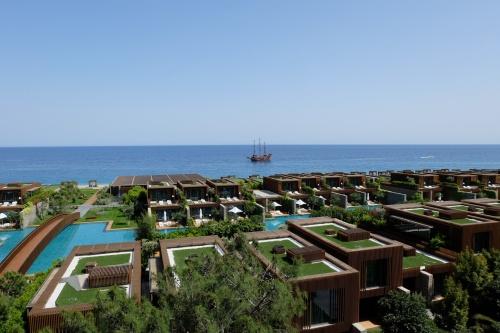 Роскошный отель Maxx Royal Kemer Resort 5