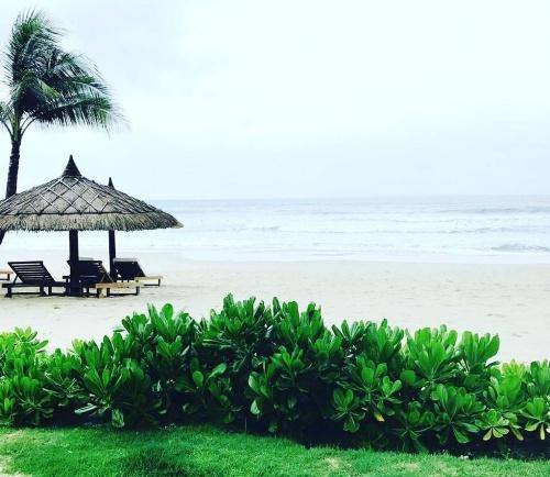 Вид на море из отеля Swandor Hotels Resorts Cam Ranh 5