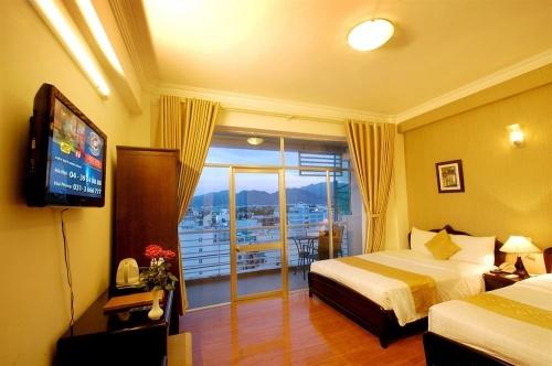 Номер в отеле Brandi Nha Trang Hotel 3