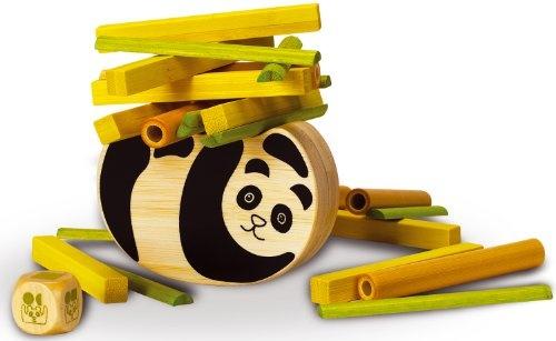 Игрушки из бамбука