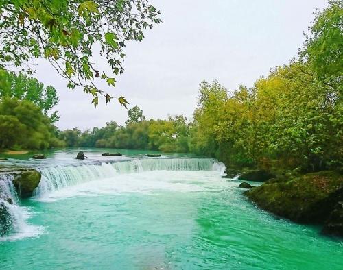 Водопад на реке Манавгат