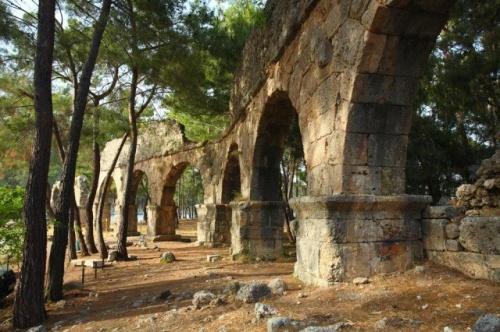 Античный город Фазелис