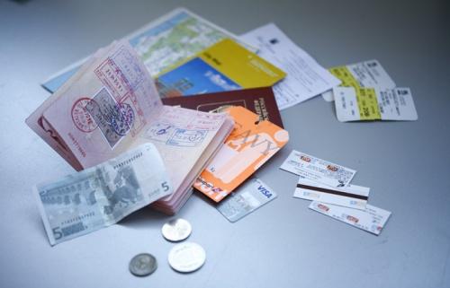 Расходы на оформление визы