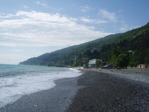 Медицинский пляж
