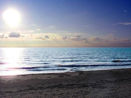 Пляж в Григолети