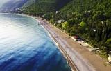 Города Абхазии на побережье