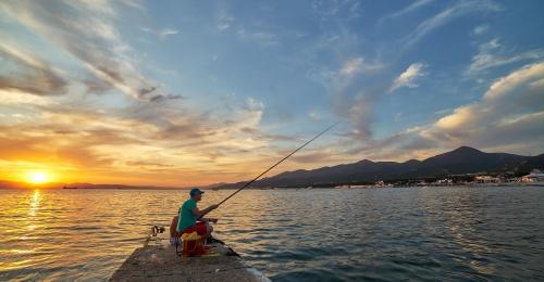 Рыбалка в Кабардинке