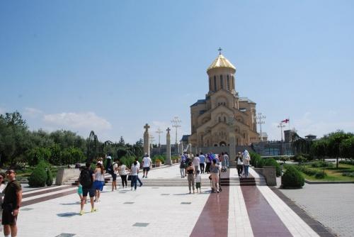 Храм Цминда Самеба