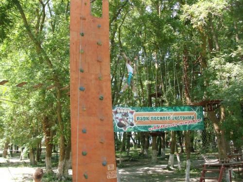 """Парк лесного экстрима """"Балу"""""""