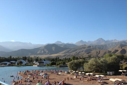 Август 2016 на озере