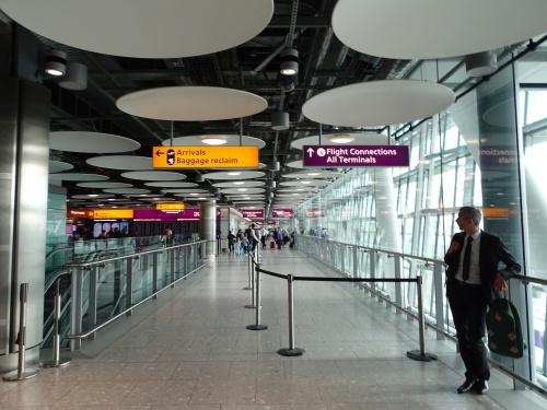 Лондонский аэропорт